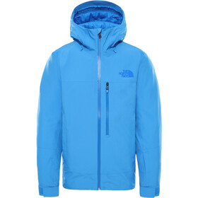 The North Face Descendit Jas Heren, clear lake blue